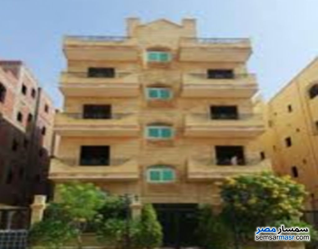 Photo 1 - Apartment 3 bedrooms 2 baths 225 sqm semi finished For Sale Nasr City Cairo