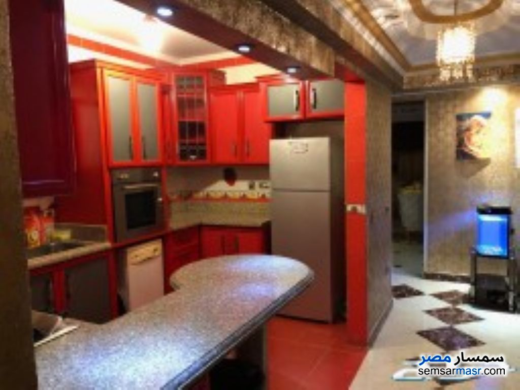 Photo 1 - Apartment 3 bedrooms 3 baths 230 sqm extra super lux For Rent Nasr City Cairo