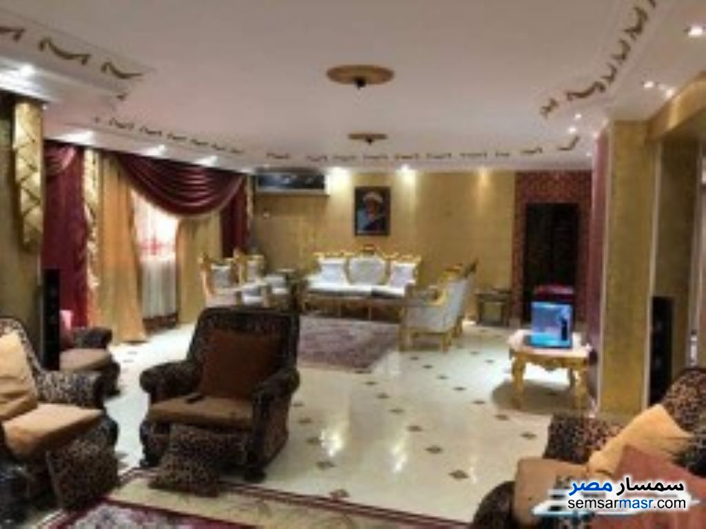 Photo 7 - Apartment 3 bedrooms 3 baths 230 sqm extra super lux For Rent Nasr City Cairo