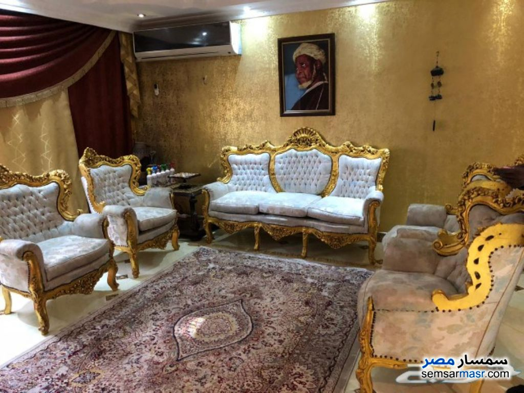 Photo 9 - Apartment 3 bedrooms 3 baths 230 sqm extra super lux For Rent Nasr City Cairo