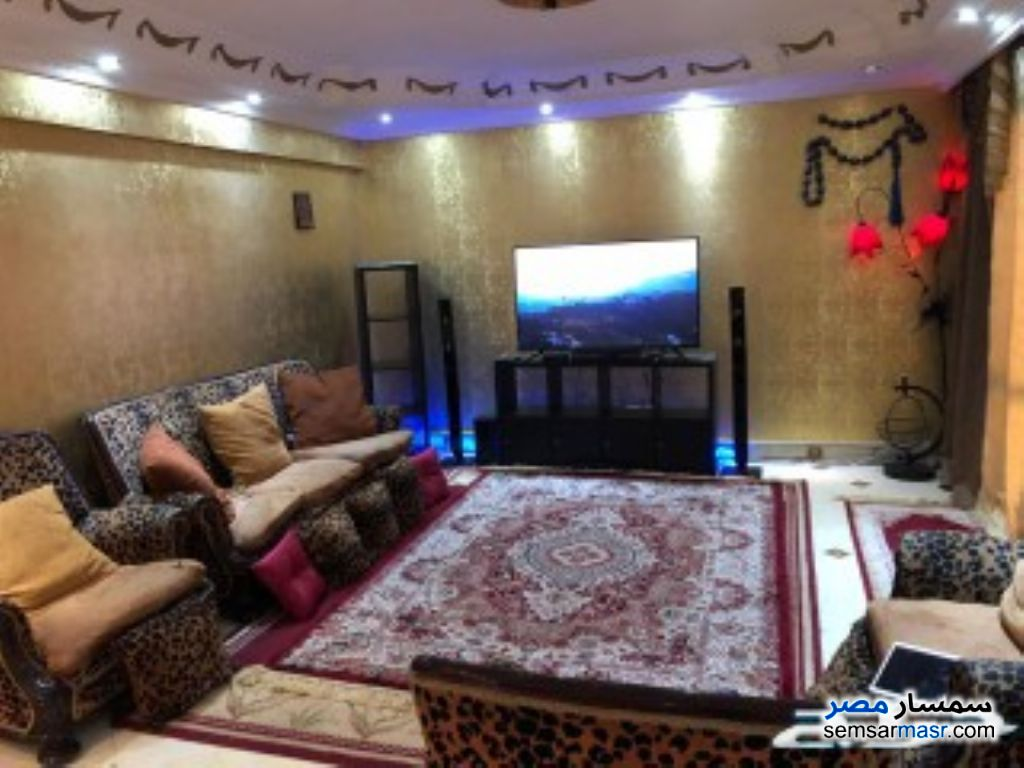 Photo 10 - Apartment 3 bedrooms 3 baths 230 sqm extra super lux For Rent Nasr City Cairo
