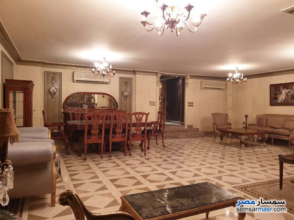 Photo 1 - Apartment 2 bedrooms 3 baths 240 sqm super lux For Sale Mohandessin Giza
