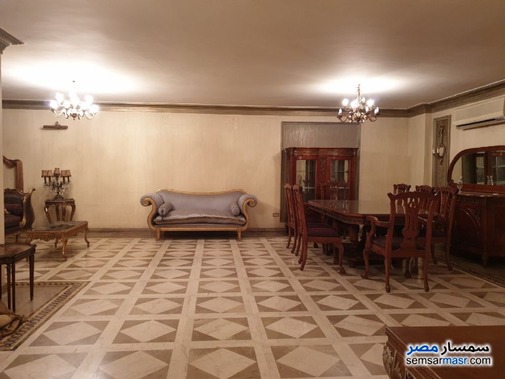 Photo 2 - Apartment 2 bedrooms 3 baths 240 sqm super lux For Sale Mohandessin Giza