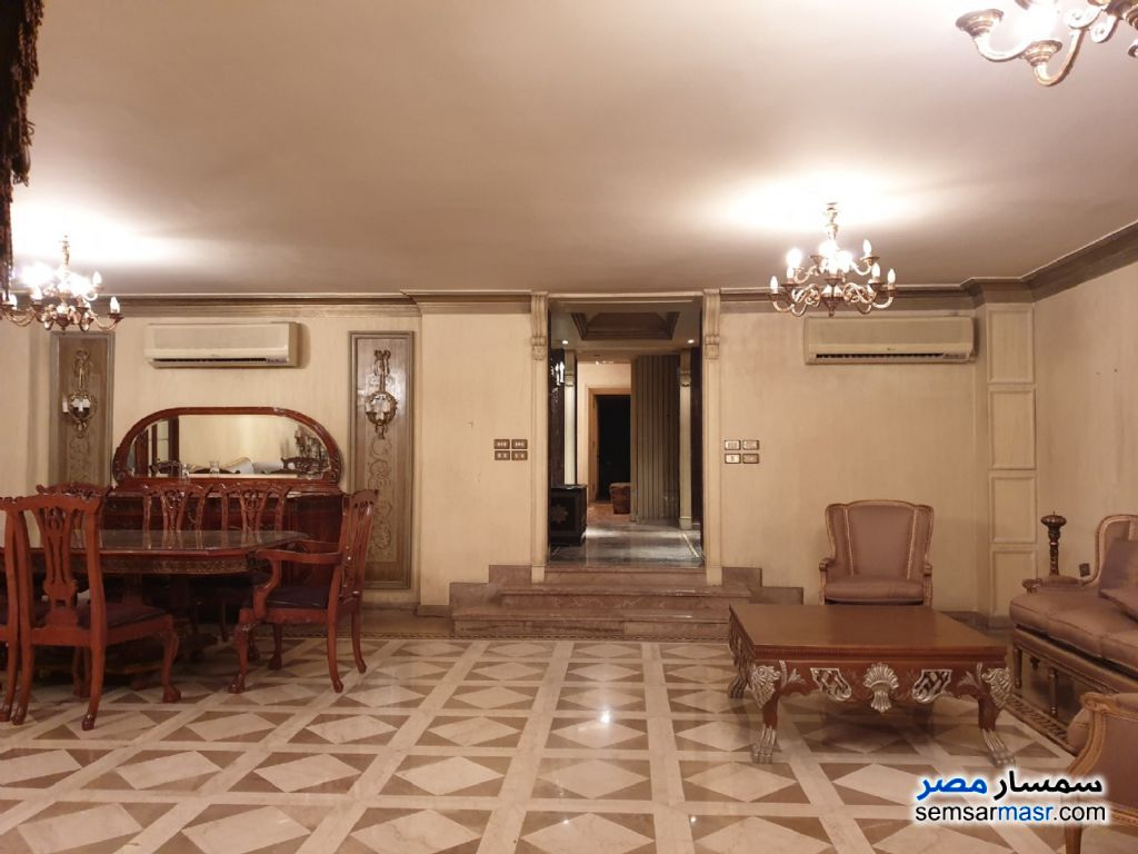 Photo 3 - Apartment 2 bedrooms 3 baths 240 sqm super lux For Sale Mohandessin Giza
