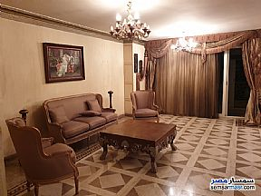 Apartment 2 bedrooms 3 baths 240 sqm super lux For Sale Mohandessin Giza - 4