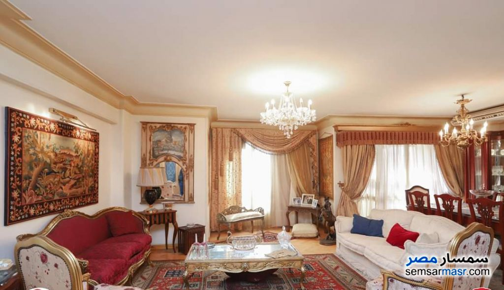 Photo 22 - Apartment 4 bedrooms 3 baths 260 sqm extra super lux For Sale Al Lbrahimiyyah Alexandira