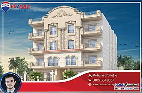 Ad Photo: Apartment 4 bedrooms 3 baths 265 sqm semi finished in Sheikh Zayed  6th of October