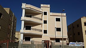 Ad Photo: Apartment 4 bedrooms 2 baths 268 sqm semi finished in Mukhabarat Land  6th of October