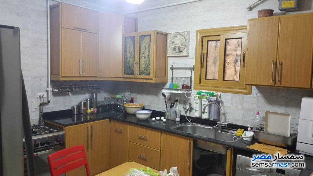 Photo 4 - Apartment 4 bedrooms 2 baths 300 sqm extra super lux For Sale Fifth Settlement Cairo