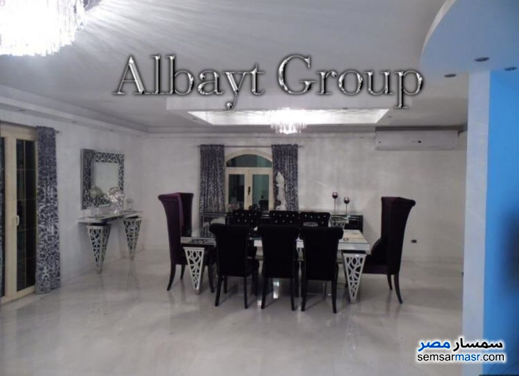 Photo 3 - Apartment 4 bedrooms 3 baths 315 sqm extra super lux For Sale Heliopolis Cairo