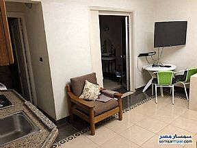 Apartment 1 bedroom 1 bath 40 sqm lux For Rent Maadi Cairo - 8