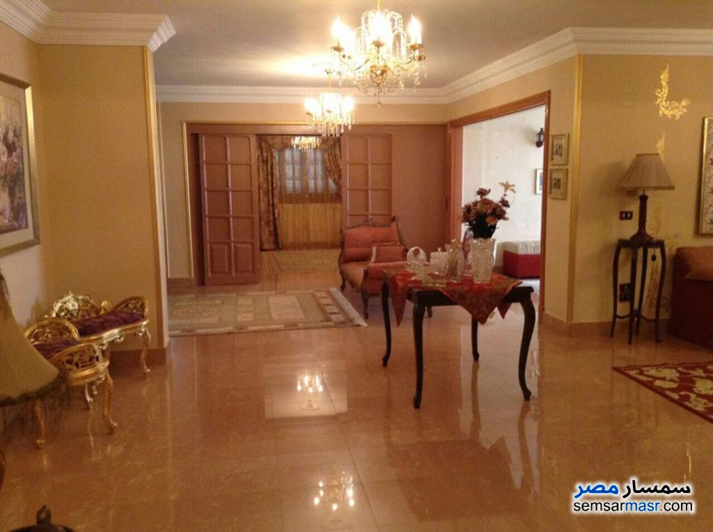 Photo 1 - Apartment 5 bedrooms 4 baths 530 sqm extra super lux For Sale Nasr City Cairo
