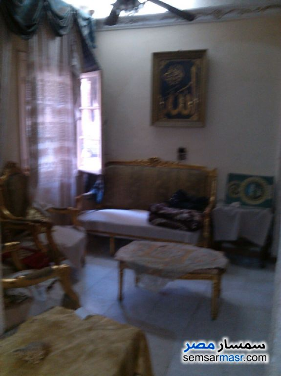 Photo 4 - Apartment 3 bedrooms 1 bath 80 sqm lux For Rent Al Hadrah Alexandira