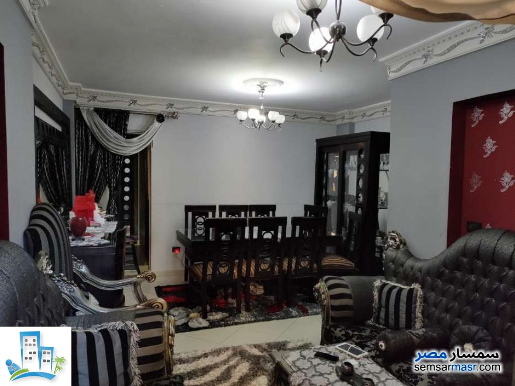 Apartment 2 bedrooms 1 bath 85 sqm lux For Sale Montazah Alexandira - 6