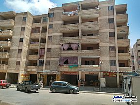 Ad Photo: Apartment 2 bedrooms 1 bath 85 sqm semi finished in Amereyah  Alexandira