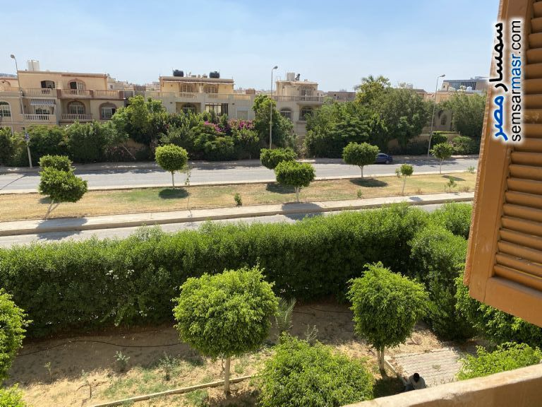 Ad Photo: Apartment 2 bedrooms 1 bath 86 sqm lux in First Settlement  Cairo