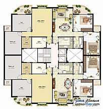 Apartment 2 bedrooms 2 baths 89 sqm extra super lux For Sale Rehab City Cairo - 2