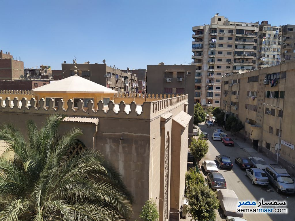 Ad Photo: Apartment 3 bedrooms 1 bath 100 sqm semi finished in Hadayek Al Kobba  Cairo