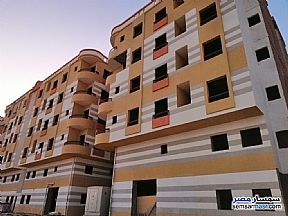 Ad Photo: Apartment 3 bedrooms 1 bath 90 sqm semi finished in Hurghada  Red Sea