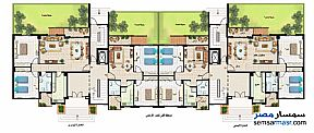 Ad Photo: Apartment 3 bedrooms 1 bath 144 sqm super lux in Madinaty  Cairo