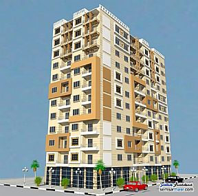 Ad Photo: Apartment 2 bedrooms 1 bath 93 sqm extra super lux in Asyut City  Asyut