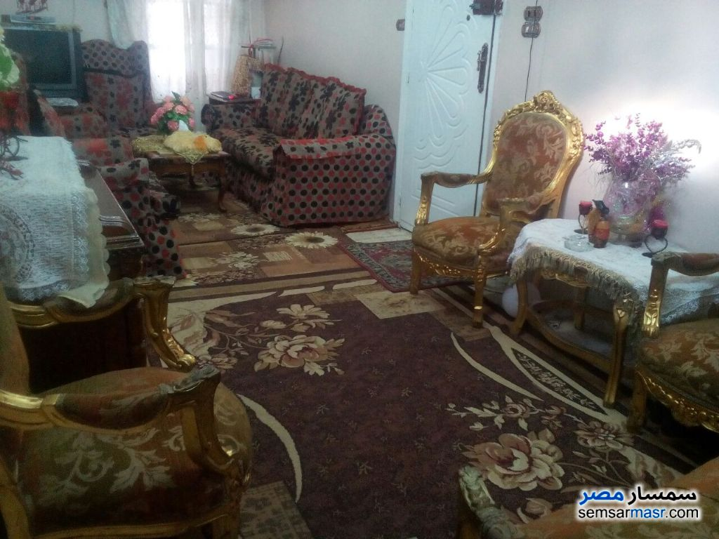 Photo 1 - Apartment 2 bedrooms 1 bath 75 sqm super lux For Sale El Sayeda Zainab Cairo