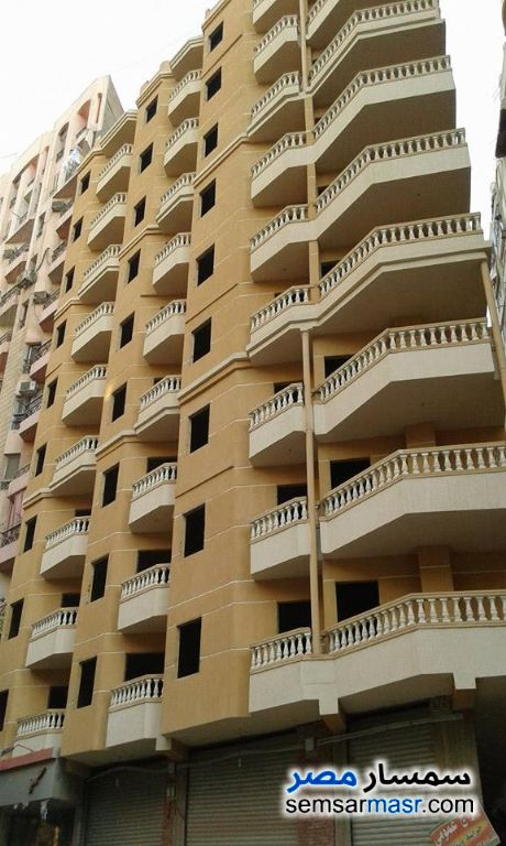 Photo 1 - 3 bedrooms 2 baths 130 sqm without finish For Sale Faisal Giza
