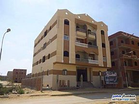 Apartment 3 bedrooms 1 bath 130 sqm semi finished For Sale Badr City Cairo - 2