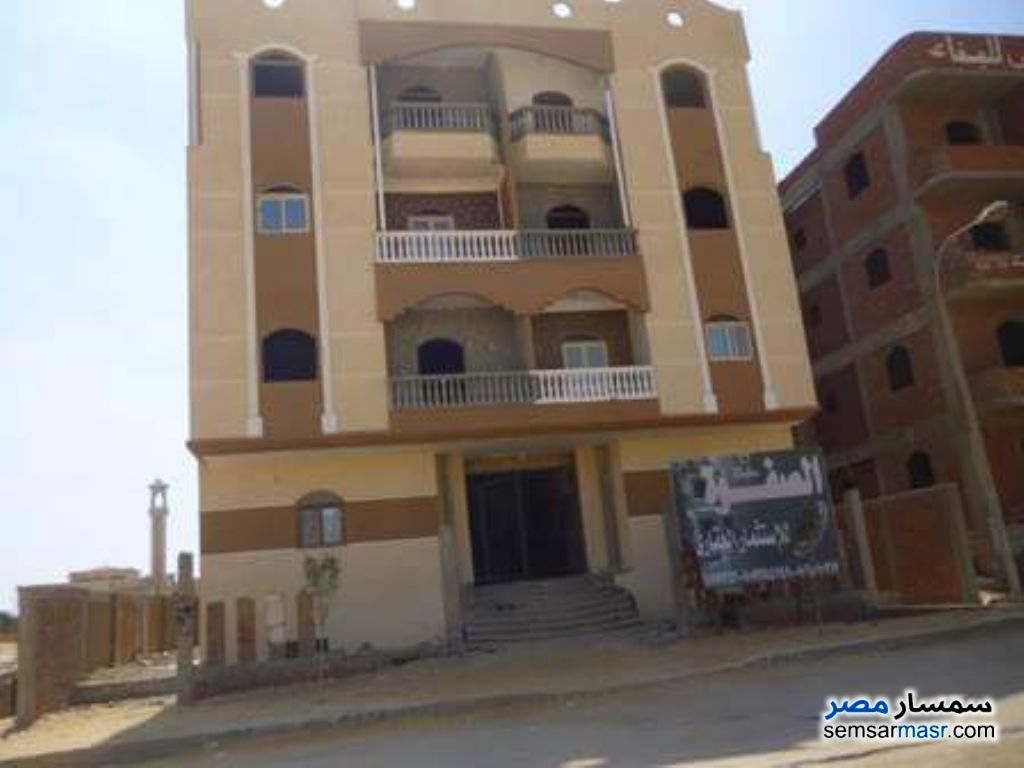 Photo 4 - Apartment 3 bedrooms 1 bath 130 sqm semi finished For Sale Badr City Cairo