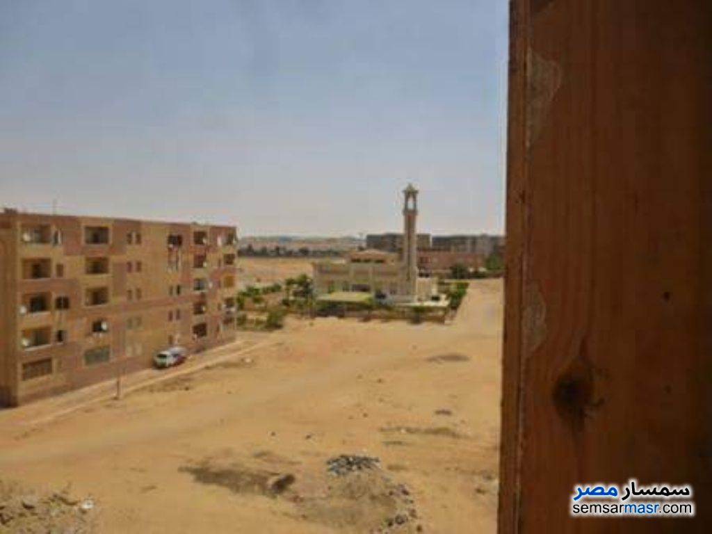 Photo 3 - Apartment 3 bedrooms 1 bath 130 sqm semi finished For Sale Badr City Cairo