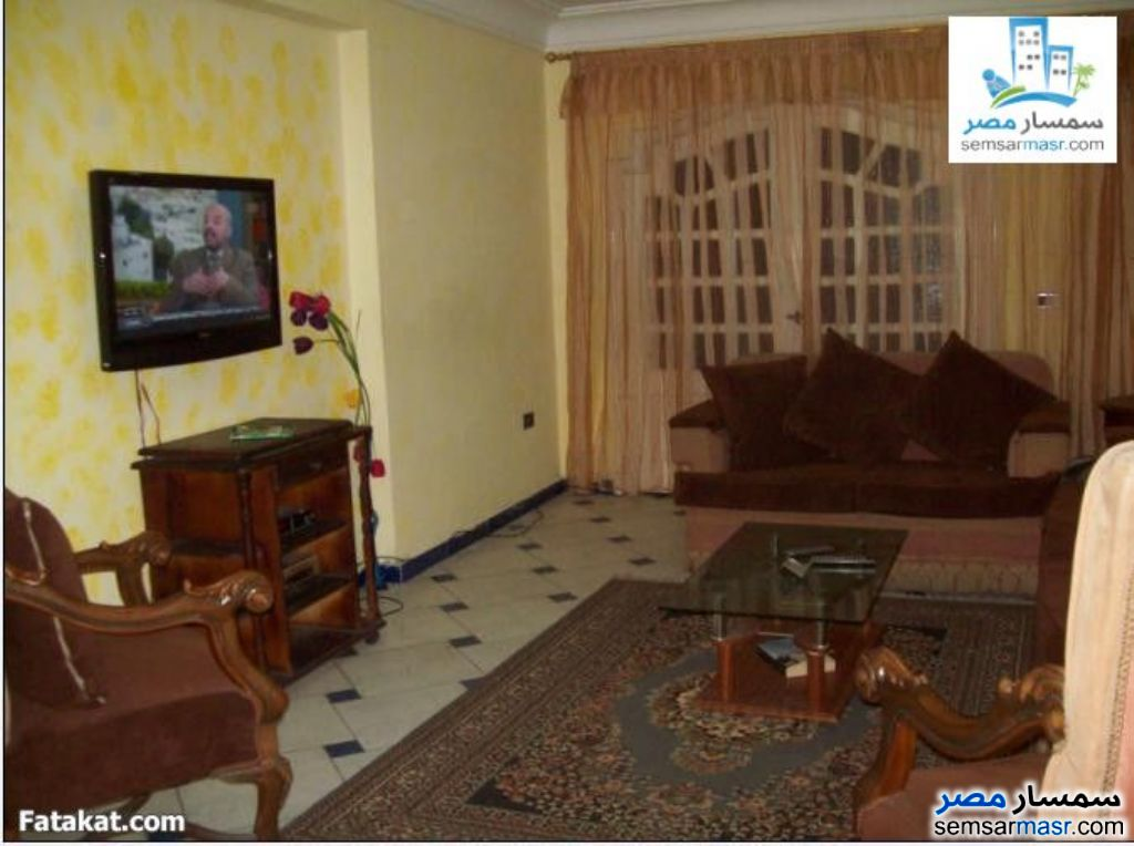 Photo 1 - 1 bedroom 1 bath 60 sqm extra super lux For Rent Ismailia City Ismailia