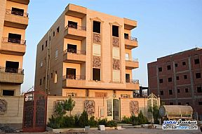 Apartment 3 bedrooms 2 baths 140 sqm semi finished For Sale Badr City Cairo - 1
