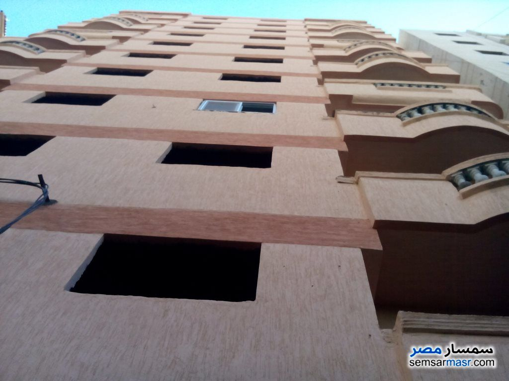 Photo 1 - 3 bedrooms 1 bath 130 sqm without finish For Sale Agami Alexandira