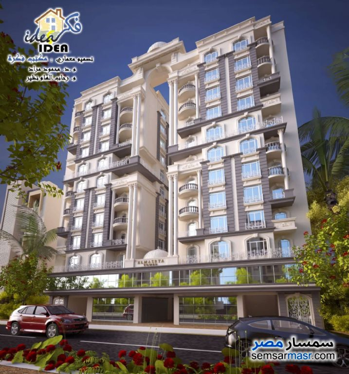Ad Photo: Apartment 3 bedrooms 1 bath 96 sqm without finish in Asyut City  Asyut