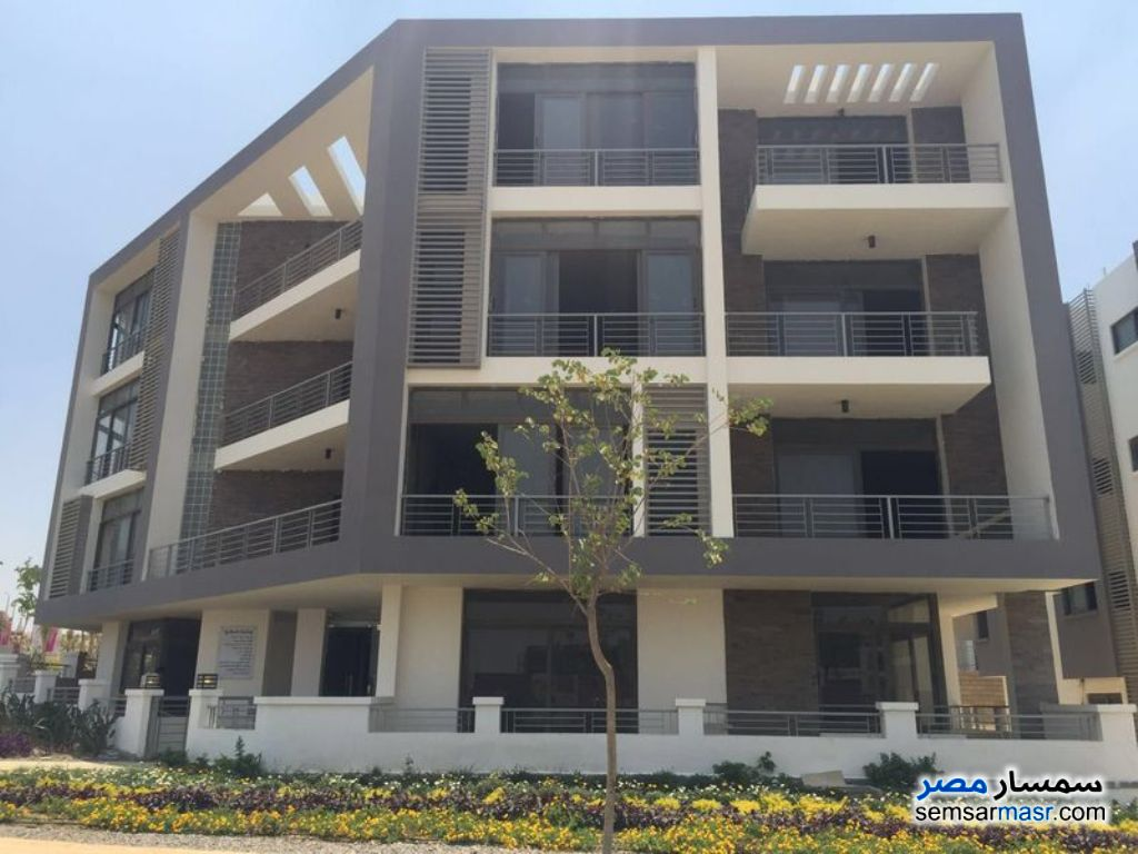 Photo 1 - Apartment 2 bedrooms 1 bath 100 sqm semi finished For Sale First Settlement Cairo
