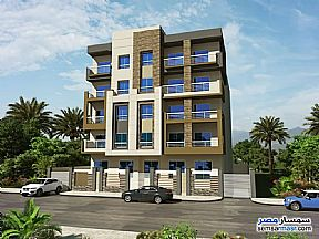 Ad Photo: Apartment 3 bedrooms 1 bath 121 sqm semi finished in New Heliopolis  Cairo