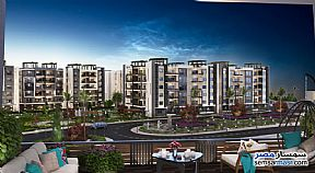 Apartment 3 bedrooms 3 baths 160 sqm semi finished For Sale Ashgar City 6th of October - 1