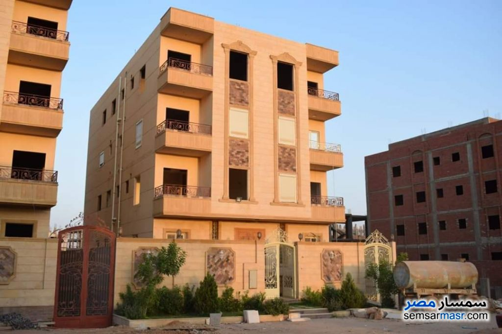 Photo 1 - Apartment 3 bedrooms 2 baths 135 sqm semi finished For Sale Badr City Cairo