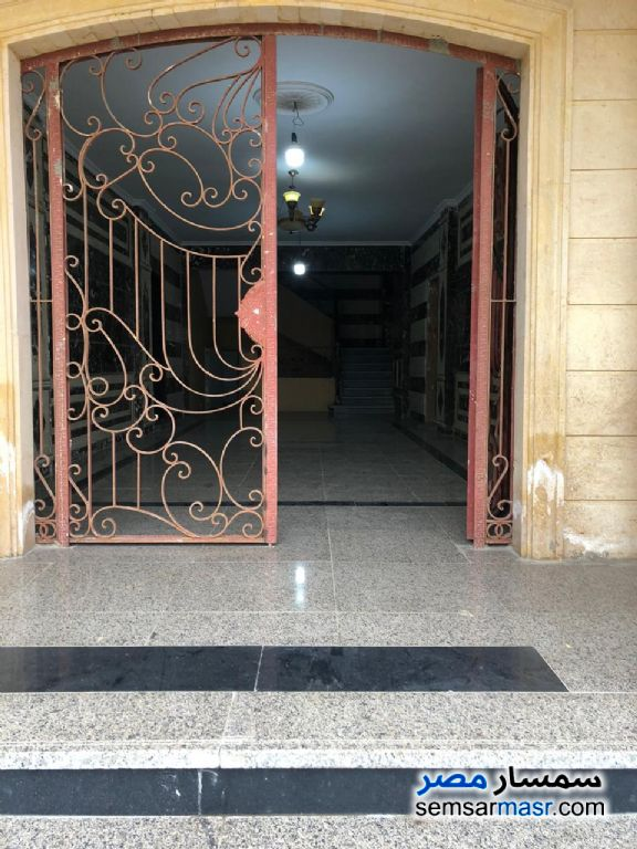 Photo 5 - Apartment 4 bedrooms 3 baths 300 sqm without finish For Sale El Ubour City Qalyubiyah