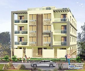 Ad Photo: Apartment 3 bedrooms 3 baths 206 sqm semi finished in North Extensions  6th of October
