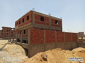 Ad Photo: Apartment 4 bedrooms 1 bath 145 sqm semi finished in Badr City  Cairo