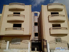Ad Photo: Apartment 4 bedrooms 3 baths 200 sqm semi finished in El Ubour City  Qalyubiyah