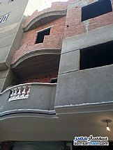 Ad Photo: Apartment 3 bedrooms 1 bath 90 sqm without finish in El Khalifa  Cairo
