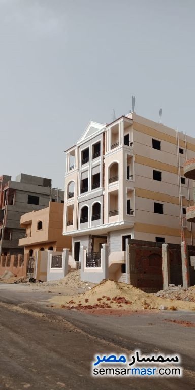 Photo 1 - Apartment 3 bedrooms 2 baths 140 sqm semi finished For Sale North Extensions 6th of October