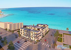 Ad Photo: Apartment 2 bedrooms 1 bath 85 sqm super lux in Marsa Matrouh  Matrouh
