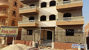 Apartment 3 bedrooms 1 bath 135 sqm semi finished For Sale Badr City Cairo - 3