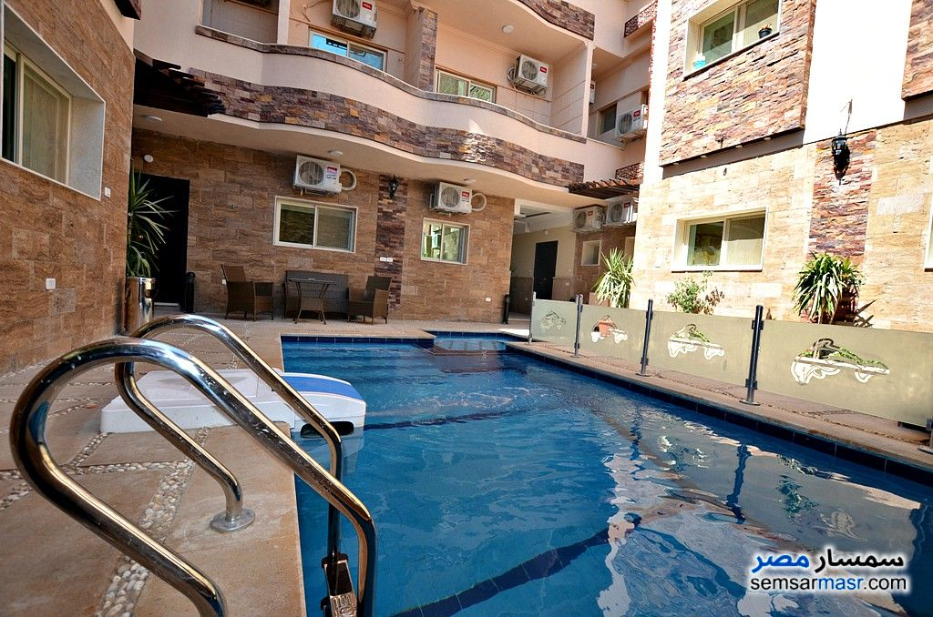 Photo 2 - Apartment 3 bedrooms 1 bath 110 sqm extra super lux For Rent Hurghada Red Sea