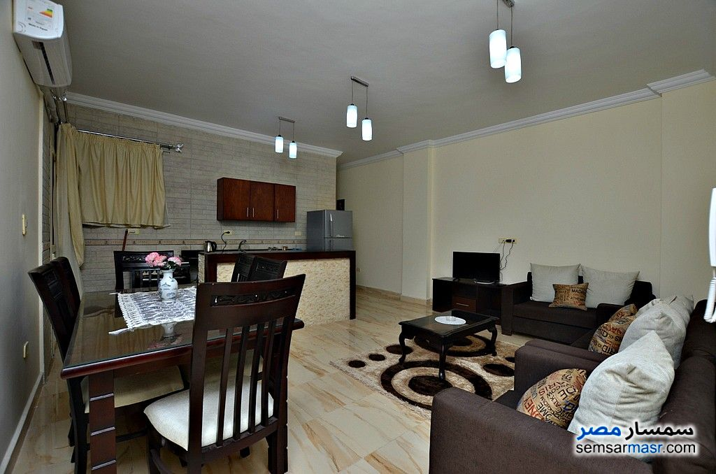 Photo 5 - Apartment 3 bedrooms 1 bath 110 sqm extra super lux For Rent Hurghada Red Sea