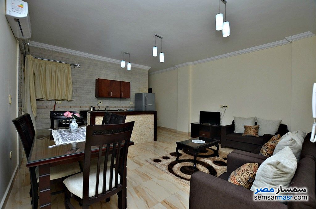 Photo 6 - Apartment 3 bedrooms 1 bath 110 sqm extra super lux For Rent Hurghada Red Sea
