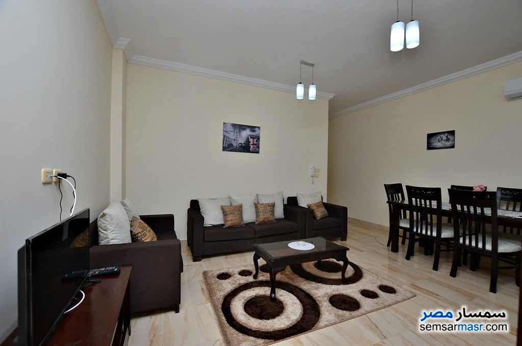 Photo 7 - Apartment 3 bedrooms 1 bath 110 sqm extra super lux For Rent Hurghada Red Sea